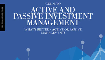 Active & Passive Investment Management