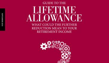 Lifetime Allowance