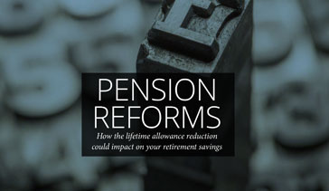 Pension Reforms