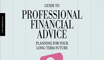Professional Financial Advice